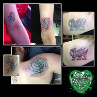 cover up work by yayzus