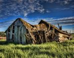 Crumbling by AgilePhotography