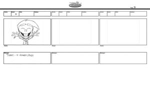 Fairly Odd Parents Storyboard Samples Page 14 by mistermuck