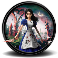 Alice Madness Returns Icon by AnyColour-YouLike