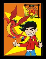 Jake Long -The american Dragon by dannyandoxeld