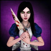 Alice Liddell by crimsomnia