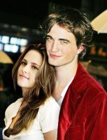 Robert and Kristen by csoccerchic101