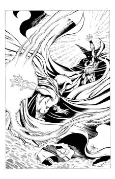 Spectre Cover Inks by NickJustus