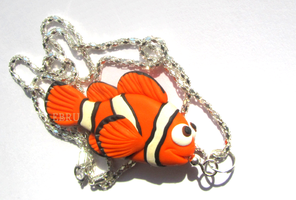 Nemo pendant by Lovely-Ebru