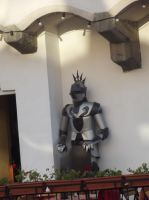 Buddapest: Suit of Armour #3 by jadedlioness