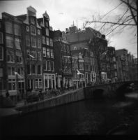 lomo: Amsterdam by splatou