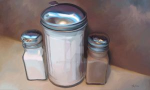 Salt, Pepper and Sugar by Sythe01