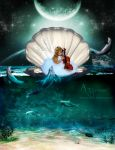 Playing for the Dolphins by annemaria48