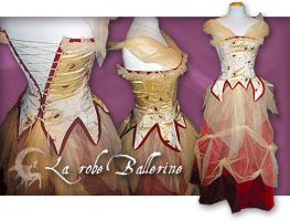 Robe Ballerine create by michaeljack