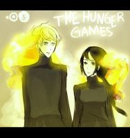 the hunger games - chapter 5 by Cocokun