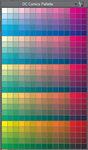 Official DC Comics Colors (for Manga Studio) by lapinbeau
