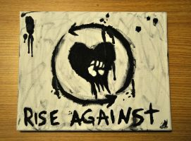 Rise Against by Mace-X