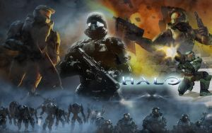 Halo: The Universe by SacaradiTuenifore