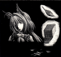 Scratchboard Practice by chiisai-saruchan