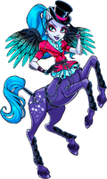Monster High Avea Trotter by myers30534