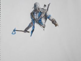 Assassins Creed III (work in progress) by ntish1992