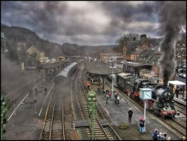 Station gerolstein edited by itsLyla by Corstian