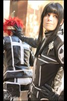 DGM: Lavi Kanda - Shut Up by SneakyNyx