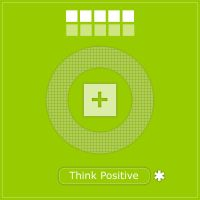 Think Positive by xcreamer