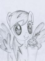 Derpy by NadyaD