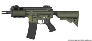 Gremlin CQB (Goblin PDW) by dronner66