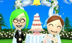 Iggy and Chiquita... Get Married by Aso-Designer