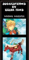 -- Zelda: Comics ideas suggested -- by Kurama-chan