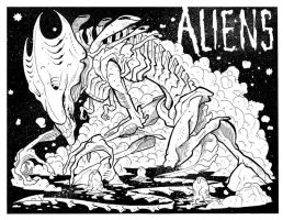 ALIENS. by BryanTheEvery