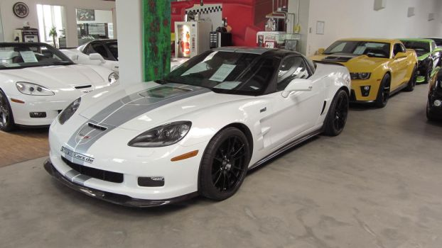 Corvette ZR1 by SWAT316