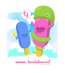 brainfreeze by kDzine