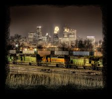 MPLS  BNSF by sdnalednas