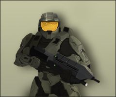 Master Chief by ViPeR-99