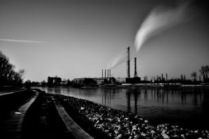 smoke factory II by torobala