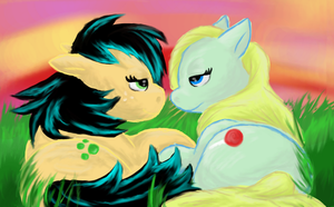 Pony Love or Just a Phase? by Fernheart95