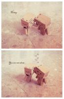 Danbo: Honey by eivven