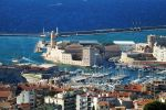 Marseille harbour mouth 1 by wildplaces