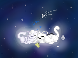 Sleepy_Spirits_Background_PC by KittyMery