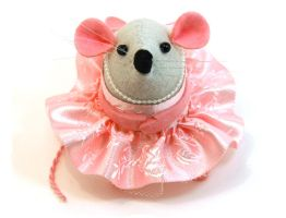 Ballerina Mouse II by The-House-of-Mouse
