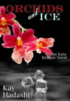 Orchids and Ice e-cover by DarkDawn-Rain