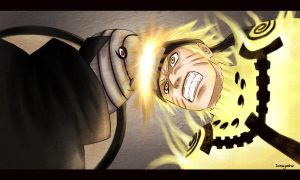 Spoiler: 563 Naruto vs. ? by Isi-Angelwings