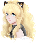 .:||Painting|| SeeU:. by Meshion