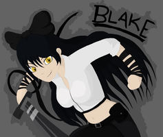 From the Shadows - Blake by Fl00rMaster