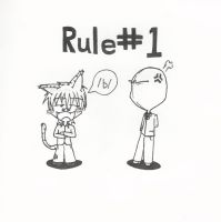 Rules of the Internet Rule 1 by Fedorian-Class