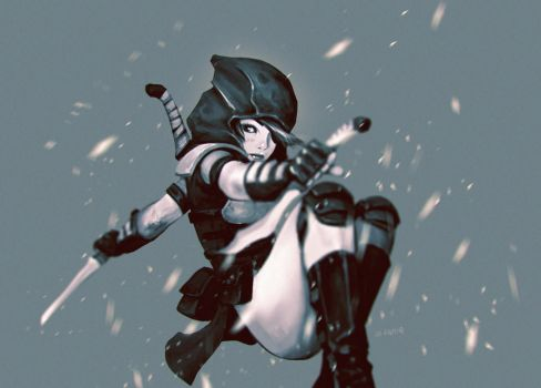 Assassin by HendryRoesly