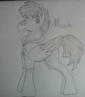 {GIFT} Micah by sparkIinq