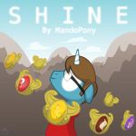 Shine by template93
