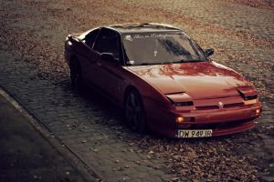 Red 200SX by redsunph