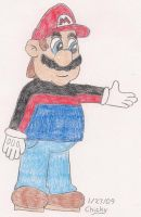 Mario's New Duds by N64chick