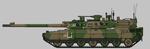 HT9A8 'Istrenyr' Main Battle Tank by SixthCircle